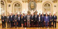 Alberto Fernandez junto a Gobernadores Enos Entre Nos Social Info