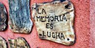 La memoria es lucha