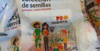 ENTREGA DE SEMILLAS PRO_HUERTA